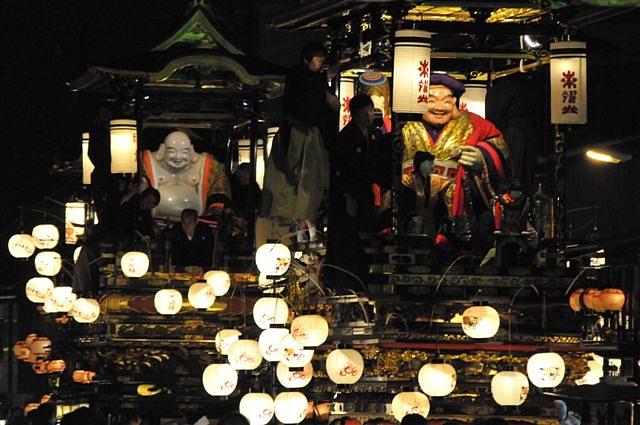 城端曳山祭 (2)