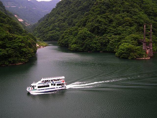 庄川峡 (5)