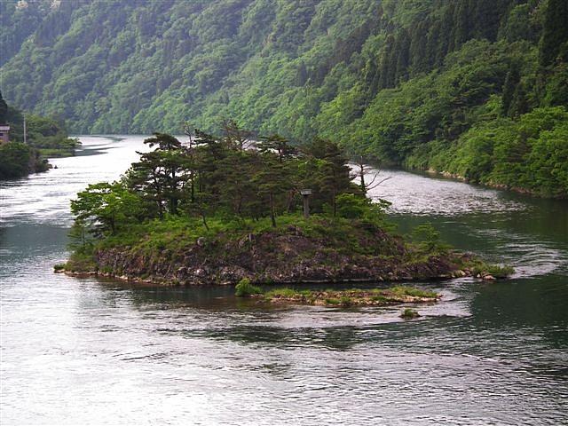 庄川峡 (12)