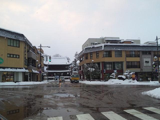 南砺市 冬将軍 (3)