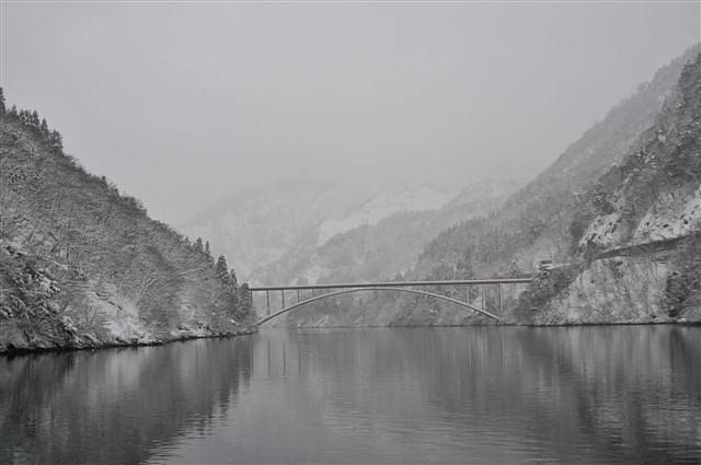 庄川峡 船の旅 (21)