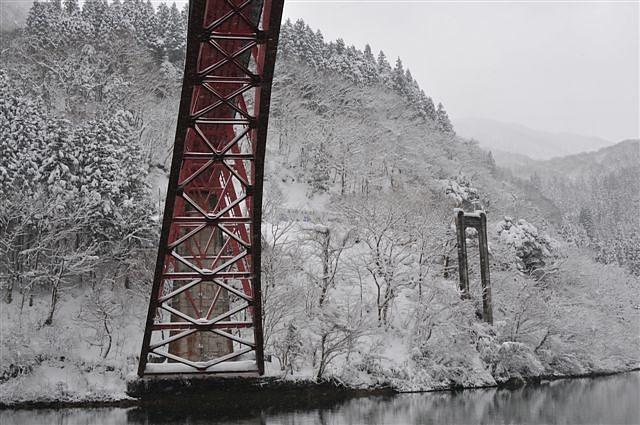 庄川峡 船の旅 (23)