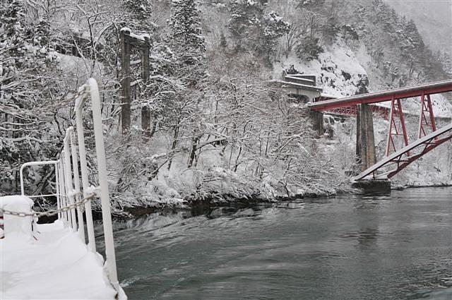 庄川峡 船の旅 (26)
