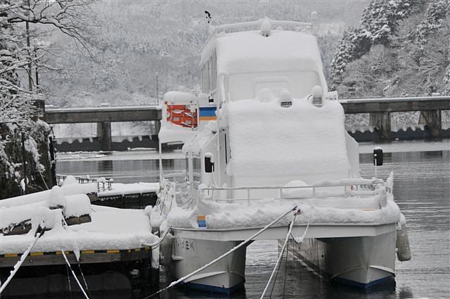 庄川峡 船の旅 (36)