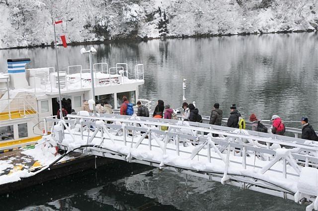 庄川峡 船の旅 (39)