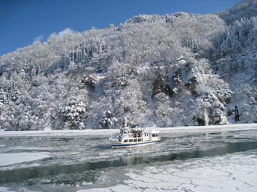 冬の絶景と醍醐味を味わう