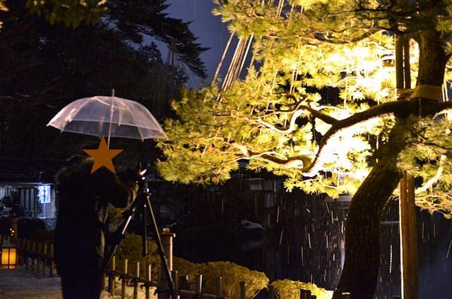 金沢城・兼六園ライトアップ ~冬の段~ (8)