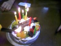 じいさんのケーキ