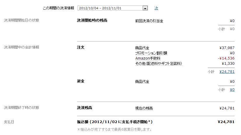 2012-11-20_204340 アマゾン入金画面