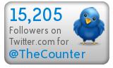Twitter Followers Stats ボタン