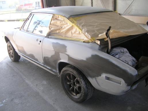 塗装 250