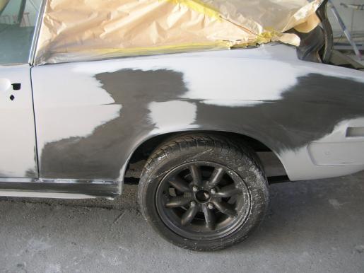 塗装 240