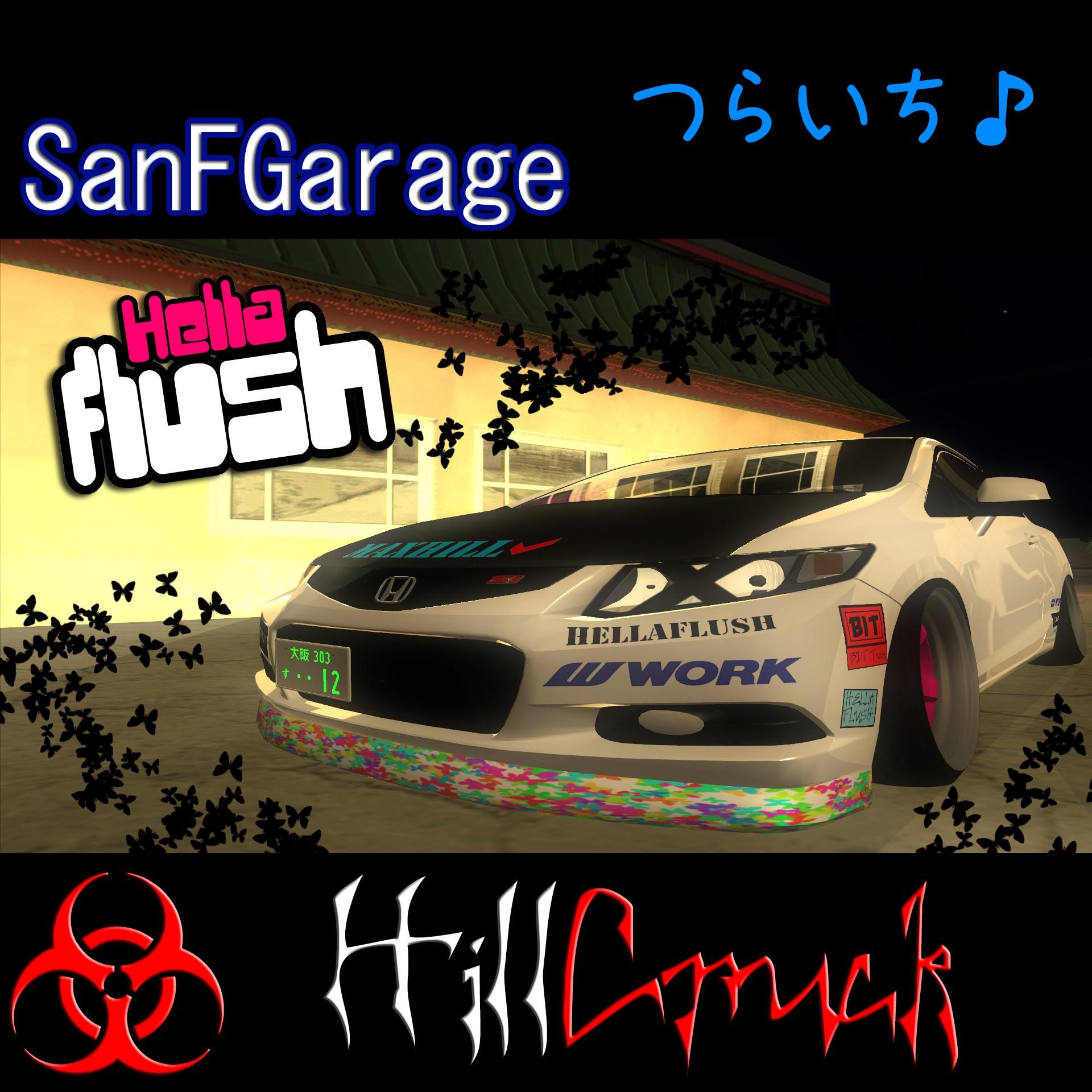 Honda Civic SI 2012 Hella