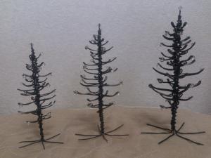 3つのツリー