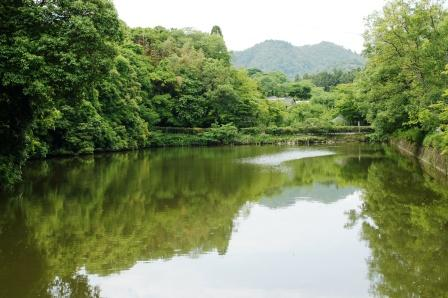 嵯峨野嵐山トロッコ周辺