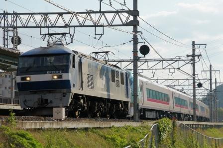 657系甲種 003