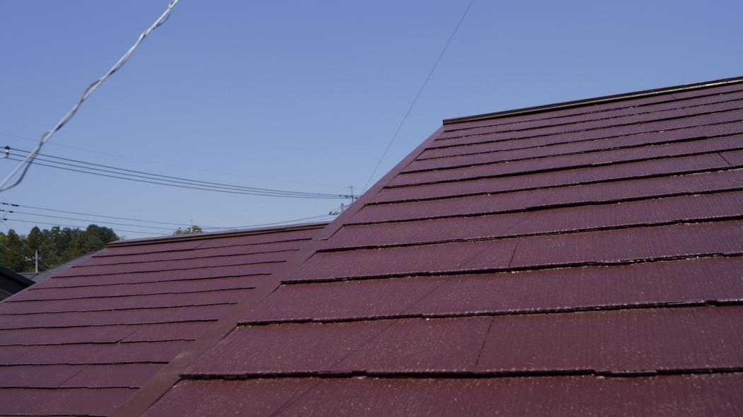 屋根塗装工事-AAA2- 20140424