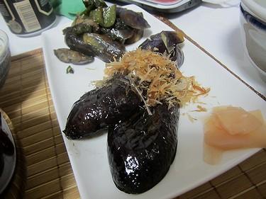 20120709茄子焼き