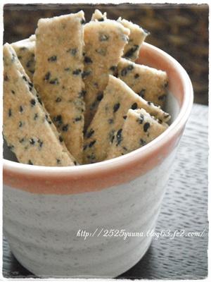 F20120531ごまクッキー