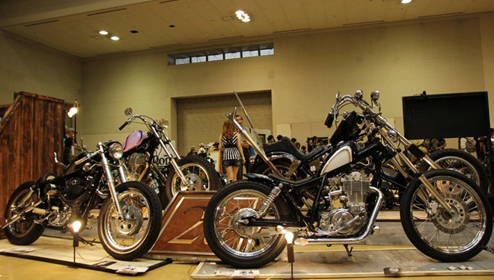 NEW ORDER CHOPPER SHOW 2012