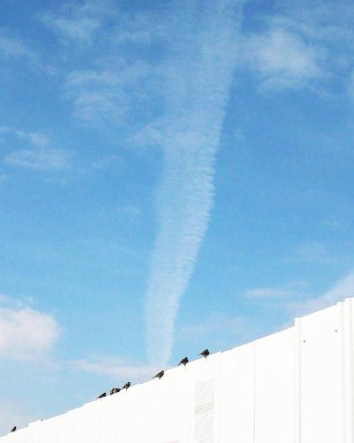 飛行機雲0102-2