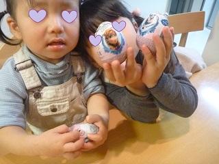 アナと雪の女王チョコエッグ