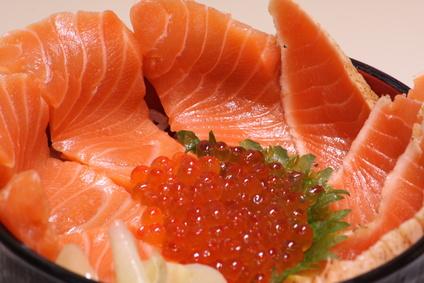 鮭・いくら丼(フォトリア)[1]