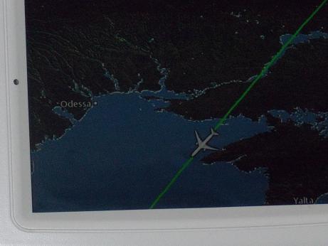 黒海を横断仲