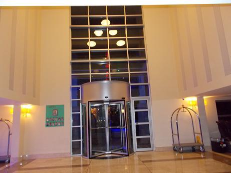 2泊目のホテル