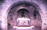 無題聖母マリアの家祭壇