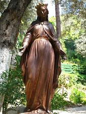 無題聖母マリア様