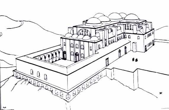 無題ヨハネ教会想像図