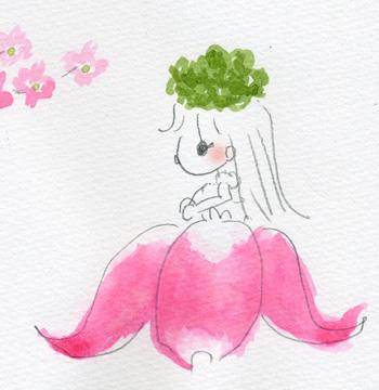 ハナミズキ姫