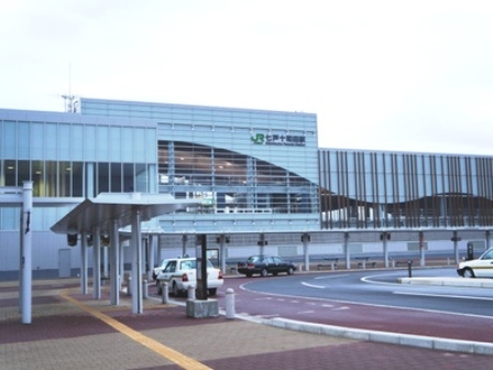 JR七戸十和田