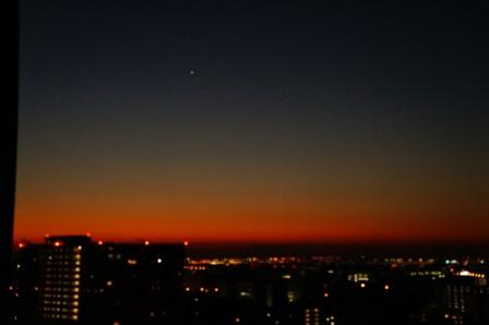日の出前1214