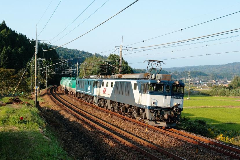 やっぱりこの列車は写真撮影にはもってこい!・・だわ。