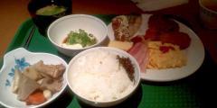 チサンH朝食