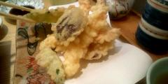 いっちょう:天ぷら盛り合わせ