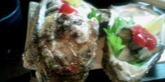 万両:牡蠣