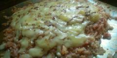 万両:チーズ雑炊