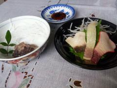 くじら家:料理①