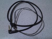 Silver Ray IEM Cable