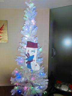 2012クリスマスツリー1