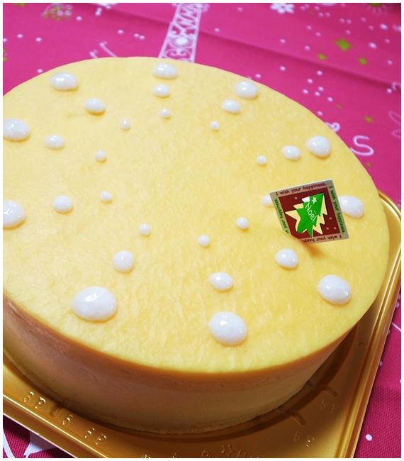 金柑とはちみつのオレンジケーキ
