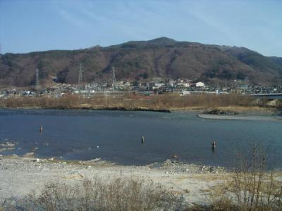 犀川解禁風景