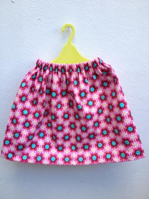 オーダーリバーシブルスカート2
