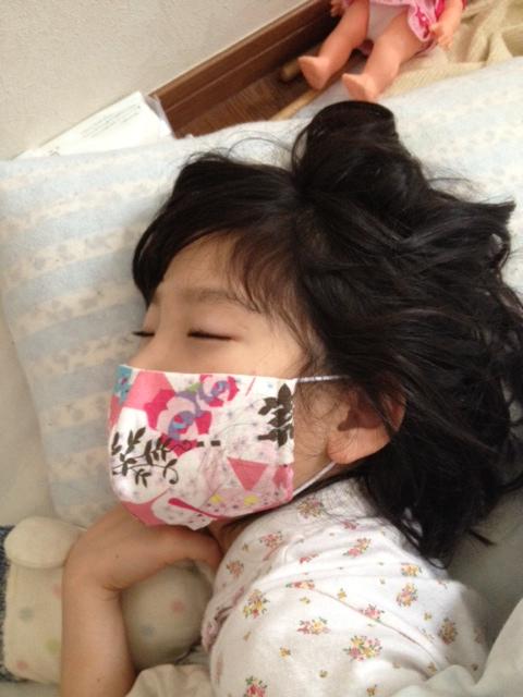 マスク着用1