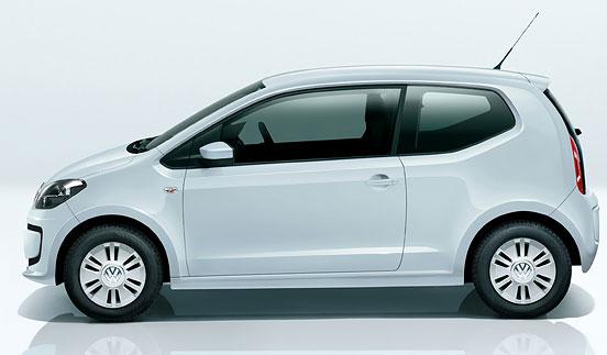 VW UP!用パーツ