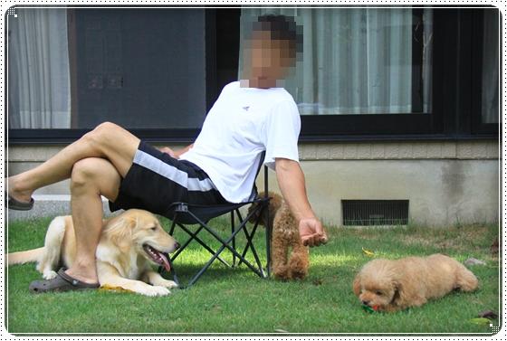 2012,8,15お庭遊び1