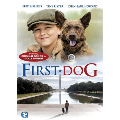 first dog dvd cover